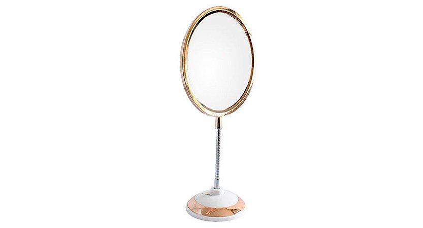 Espelho de Aumento 5X 1706 Mesa Oval 728734