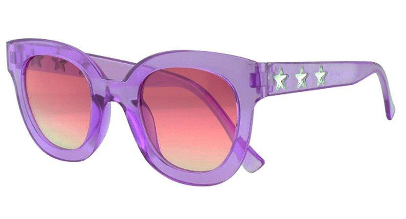 Óculos Solar Infantil T10041 Roxo