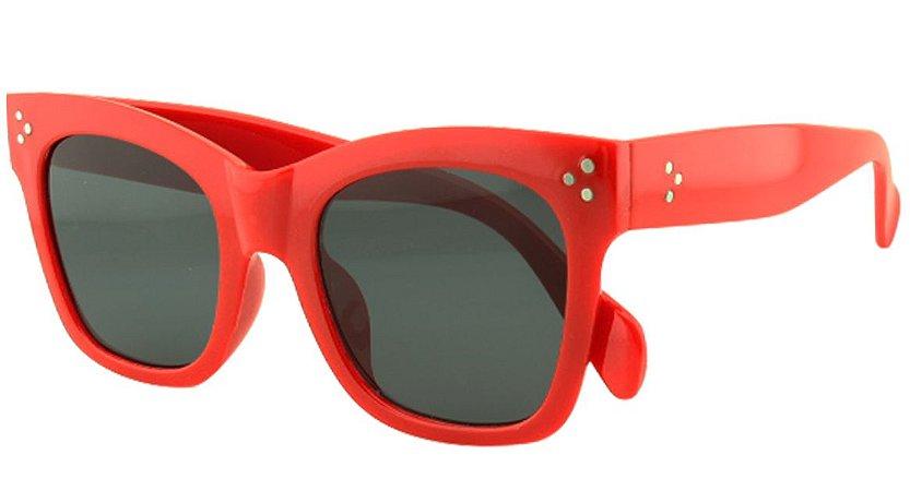Óculos Solar Infantil T10042 Vermelho