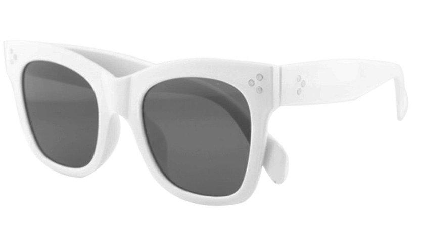 Óculos Solar Infantil T10042 Branco
