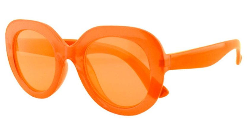 Óculos Solar Infantil T10045 Laranja