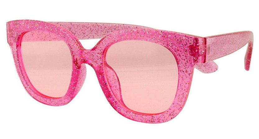 Óculos Solar Infantil T10046 Rosa