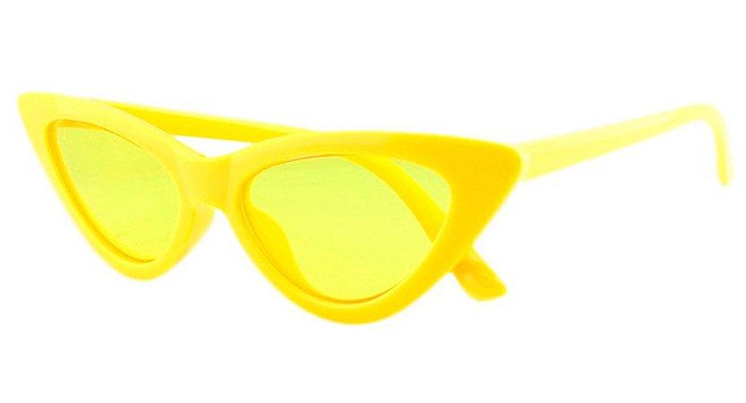 Óculos Solar Infantil T10050 Amarelo