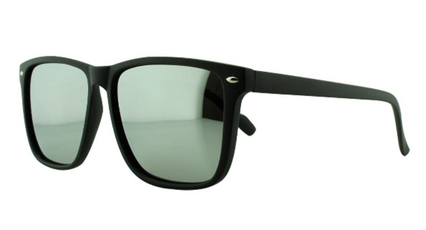 72a493084379c Óculos Solar Masculino 25211 Prata Espelhado - Atacado de Óculos ...