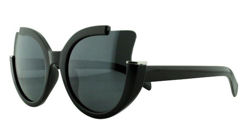 Óculos Solar Feminino Primeira Linha 681079 Preto