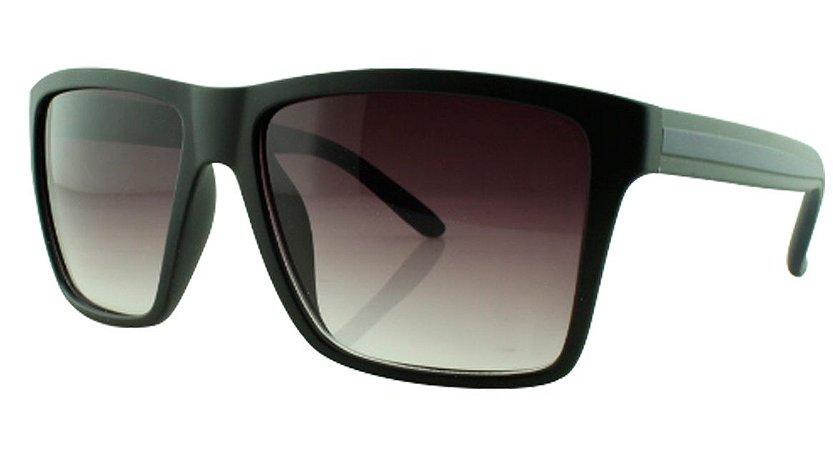 Óculos Solar Masculino Primeira Linha NY18118 Preto com Azul