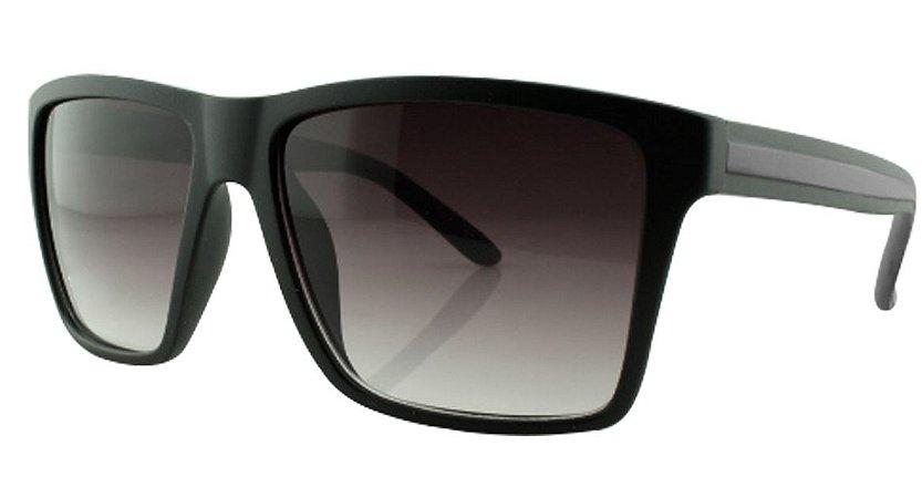 Óculos Solar Masculino Primeira Linha NY18118 Preto com Cinza