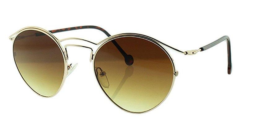 Óculos Solar Feminino AE1502 Marrom Degradê