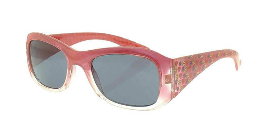 Óculos Solar Infantil MS104 Vermelho