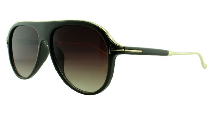 Óculos Solar Unissex Primeira Linha JX8130 Verde Musgo