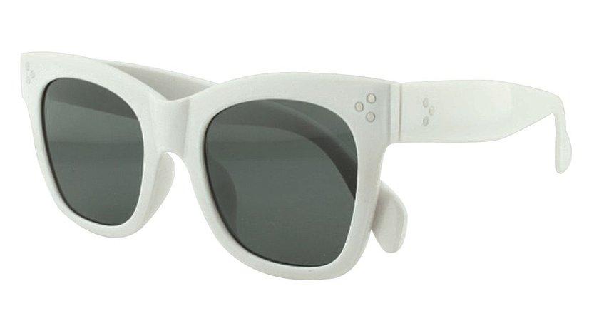 Óculos Solar Infantil T10043 Branco