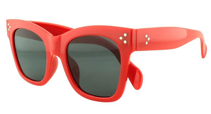 Óculos Solar Infantil T10043 Vermelho