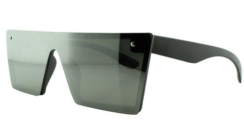 Óculos Solar Infantil Primeira Linha 17010 Prata Espelhado