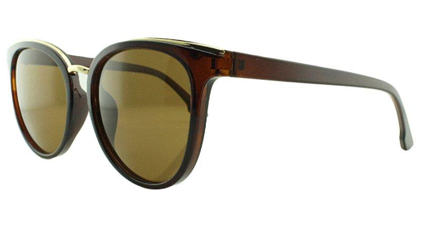 Óculos Solar Feminino AL9792 Marrom