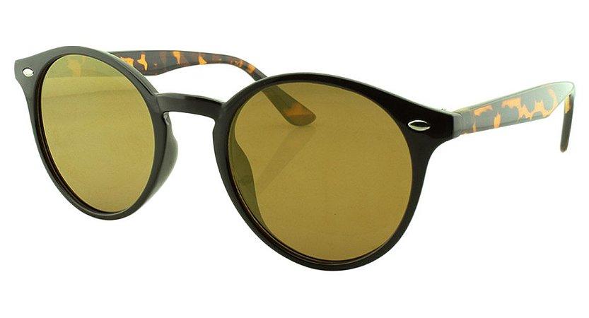 Óculos Solar Unissex Sortido 03EVR Marrom Onça