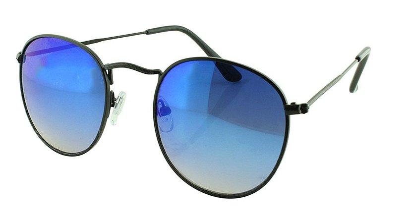 Óculos Solar Unissex Sortido VT2613 Azul Espelhado