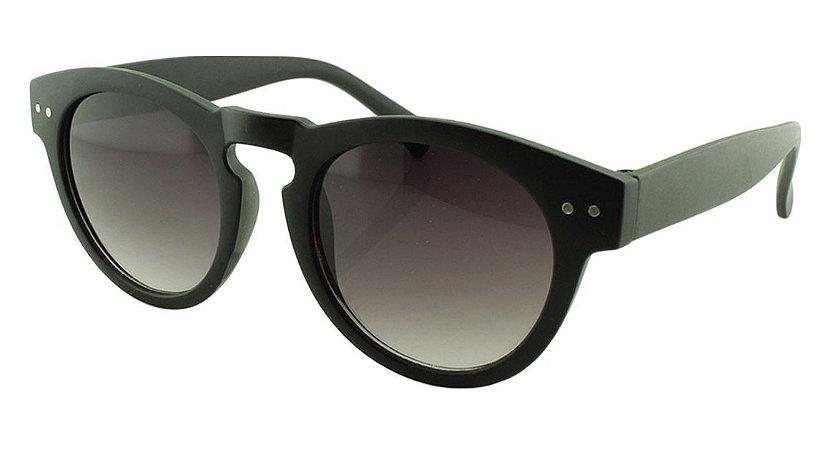 Óculos Solar Unissex Sortido HX580 Preto Degradê