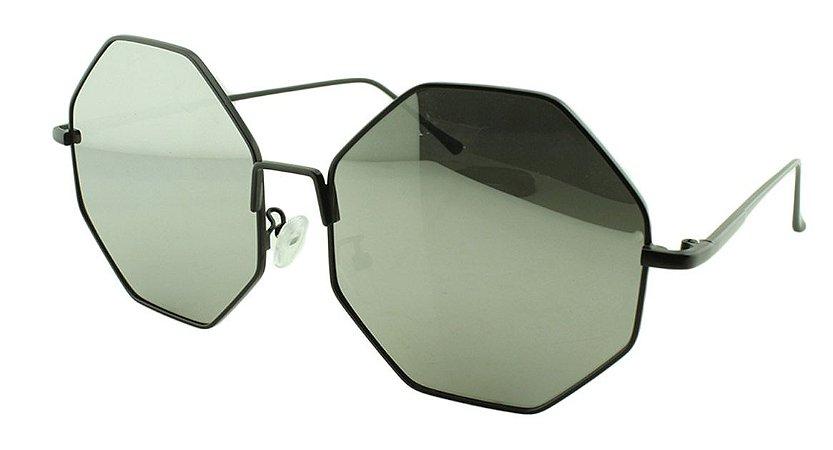 Óculos Solar Feminino Sortido RM0289 Prata Espelhado