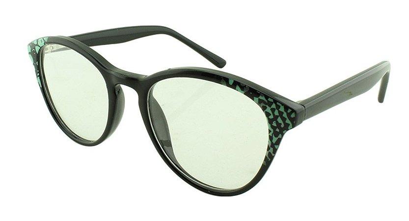 Armação para Óculos de Grau Feminino 5024 Preta