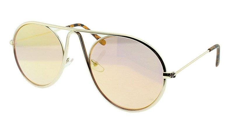 Óculos de Sol Feminino VC1020 Rosa