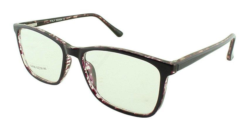 Armação para Óculos de Grau Feminino SJ0182 Roxa