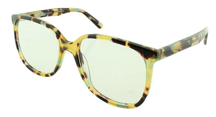 Armação para Óculos de Grau Feminino 17205 Colorida