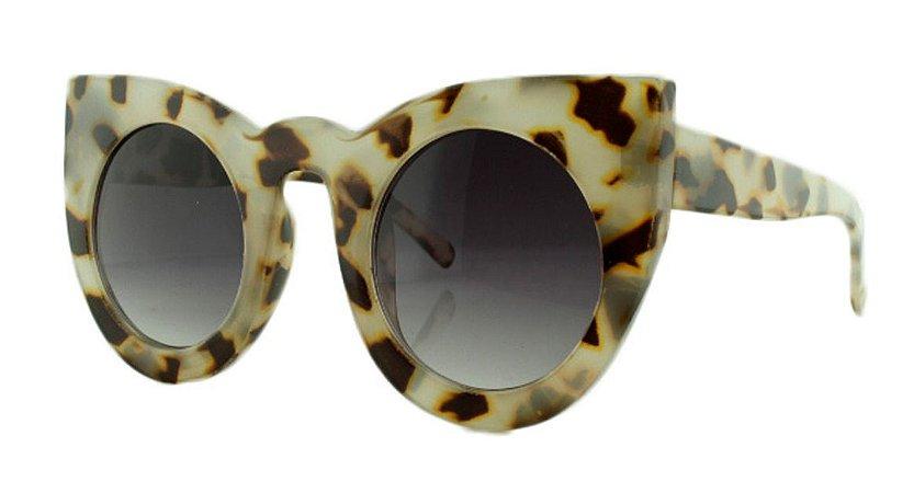 Óculos Solar Feminino Primeira Linha 97180 Oncinha