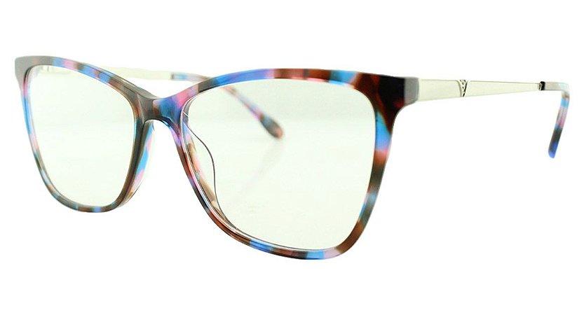Armação para Óculos de Grau Feminino MB2612 Colorida