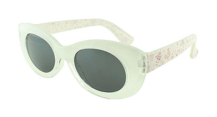 Óculos Solar Baby Infantil SRK039 Branco