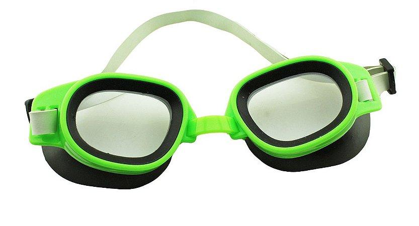 Óculos para Natação Infantil ELT00433 Verde e Preto