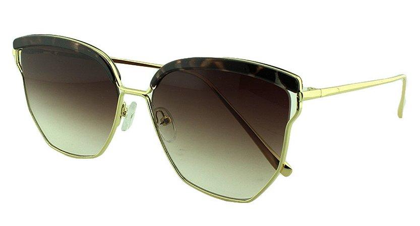 Óculos Solar Feminino Primeira Linha S30072 Onça