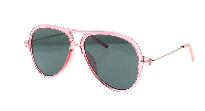 Óculos Solar Infantil VR72641 Rosa