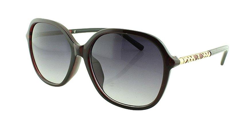 Óculos Solar Feminino CT2168 Vinho