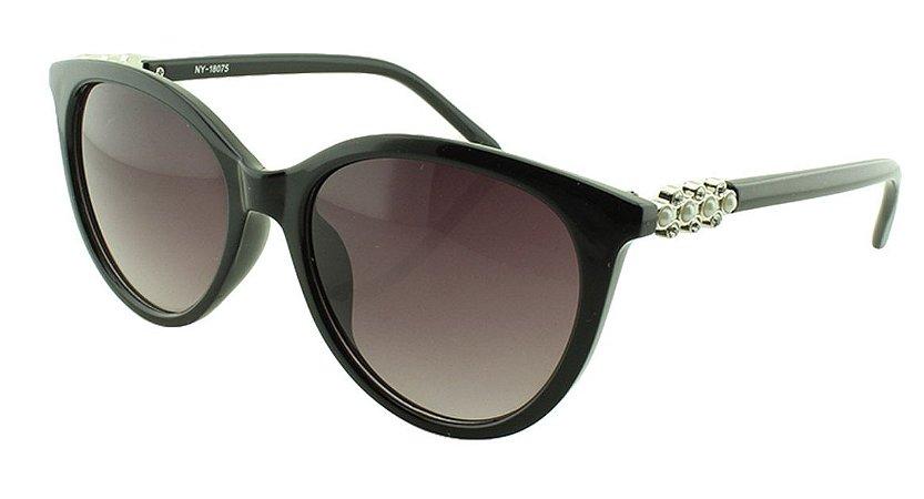 Óculos Solar Feminino NY18075 Preto