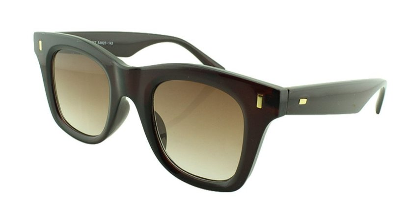 Óculos Solar Feminino Primeira Linha 40057 Marrom