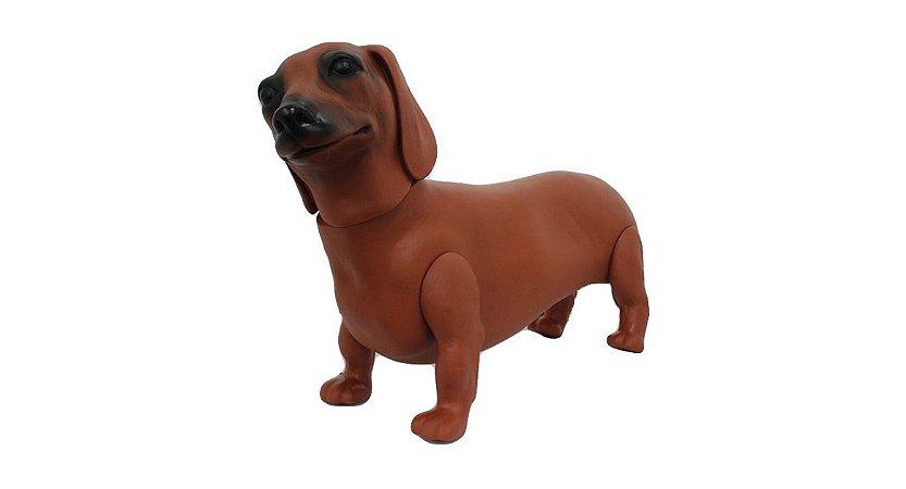 Manequim de Cachorro Dachshund - Salsicha para Pet Shop 143