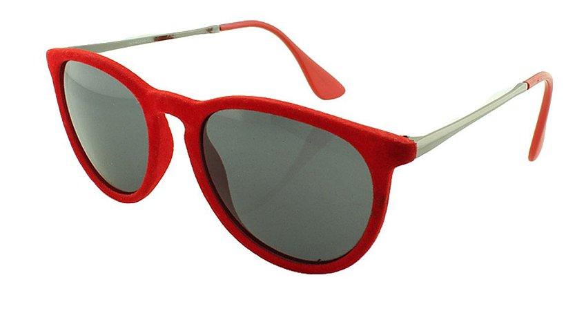 Óculos Solar Unissex Sortido NY40248 Vermelho