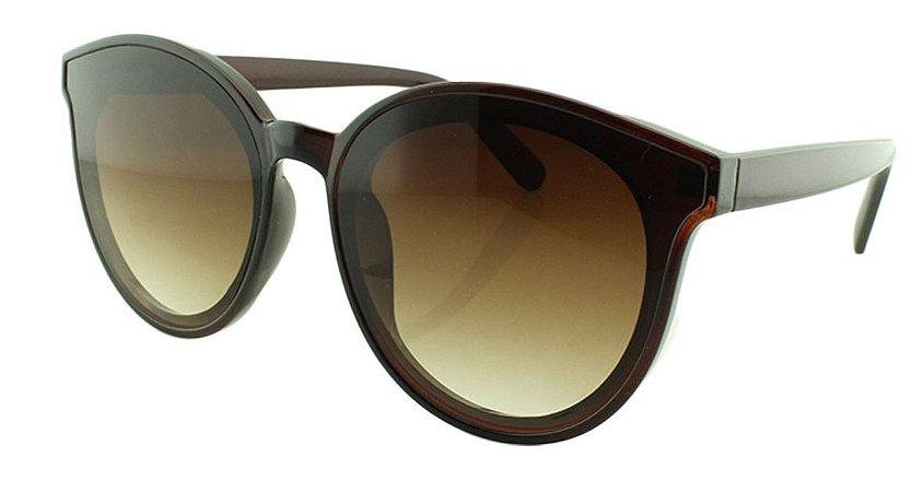 Óculos Solar Feminino 28334 Marrom