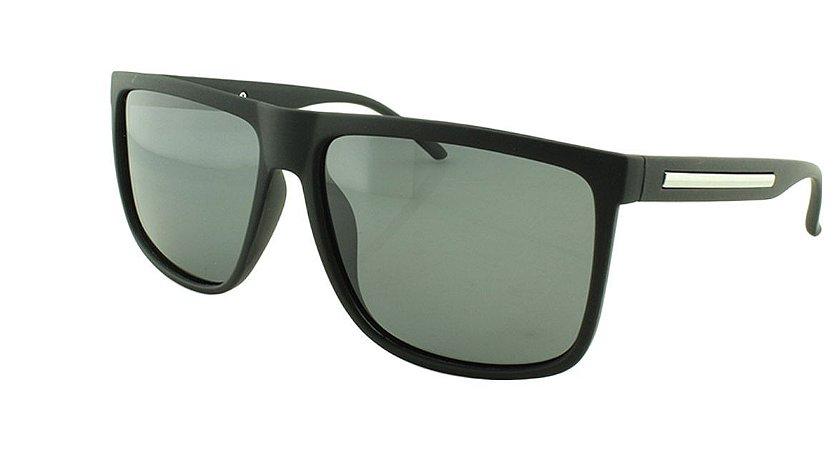 Óculos Solar Masculino Primeira Linha Polarizado P7717 Preto