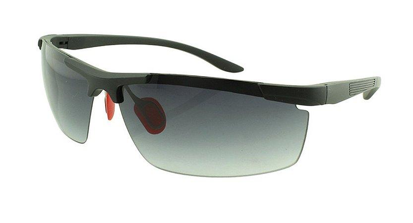 36fb26048 Óculos Solar Unissex Esportivo XR52512 Preto - Atacado de Óculos ...