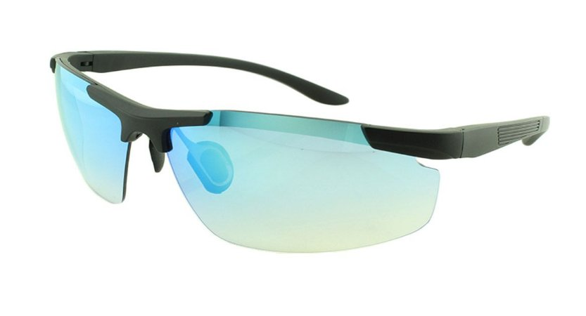 Óculos Solar Unissex Esportivo XR52512 Azul Espelhado