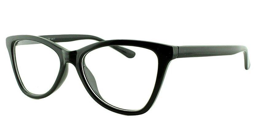 Armação para Óculos de Grau Feminino 33 Preta