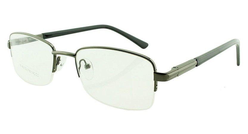 Armação para Óculos de Grau Masculino M49 Grafite