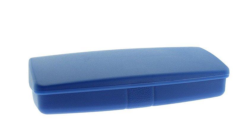 Estojo para Óculos Receituário com Forro L10E Azul
