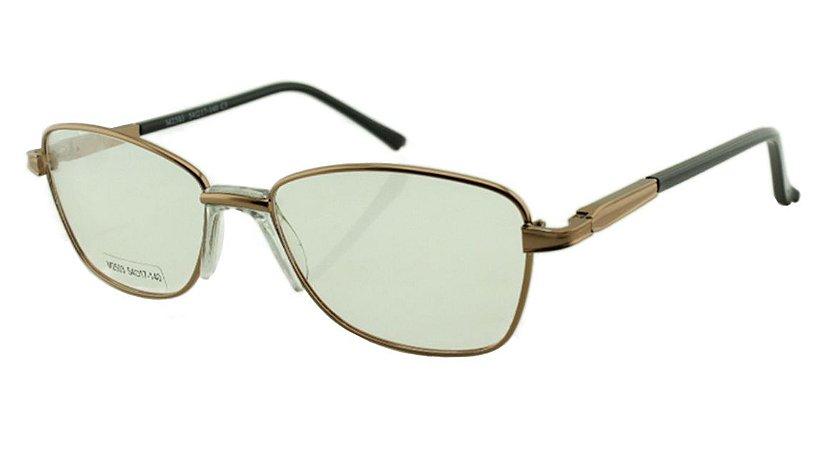 Armação para Óculos de Grau Masculino M2503 Cobre