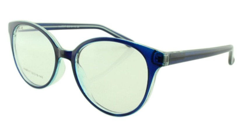 Armação para Óculos de Grau Feminino 317 Azul
