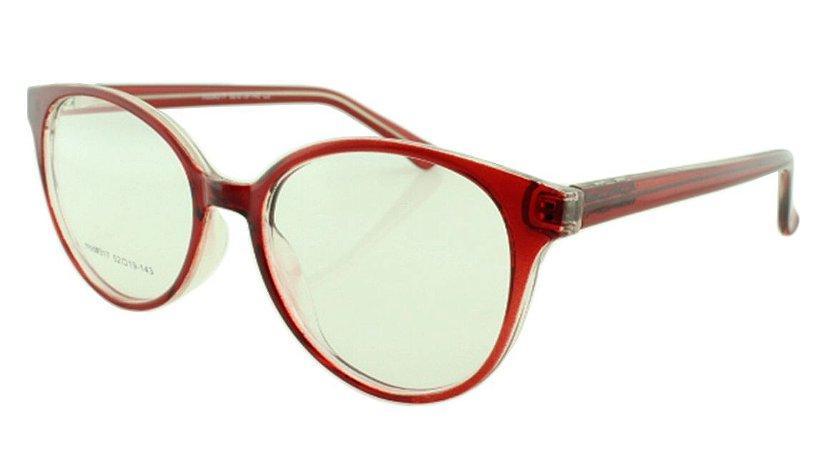 Armação para Óculos de Grau Feminino 317 Vermelha