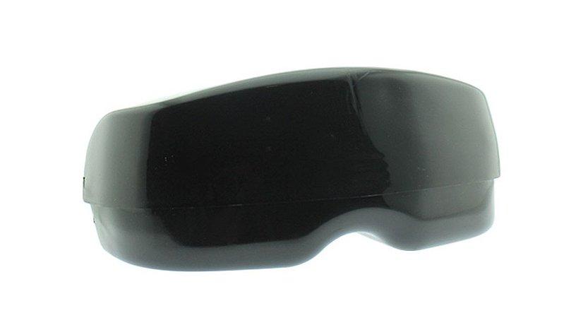 Estojo para Óculos Solar com Trava Embutida EMFC Preto