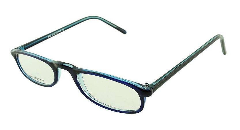 Armação para Óculos de Leitura 02 Azul
