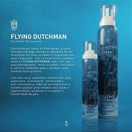 Pós barba Flying Dutchman 350ml El Capitán